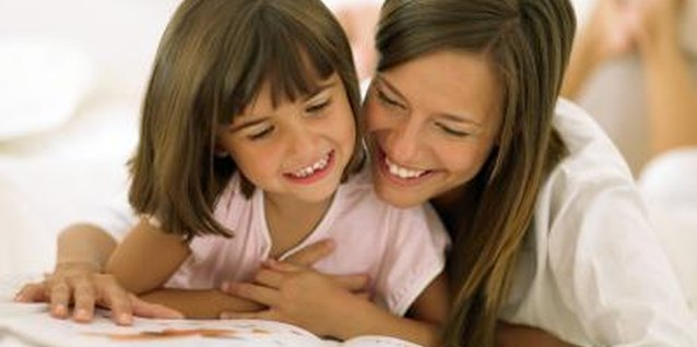 Reading Readiness Activities for Preschoolers
