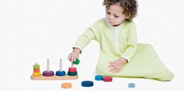 How to Teach a Toddler to Sort Items
