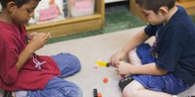 Teach children how to help each other to make activity transitions smoother.