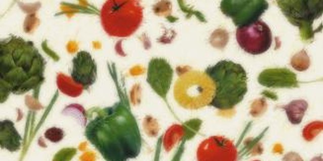How to Use Art to Teach About a Vegetable Garden