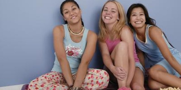 Games will encourage a stronger bond between your teen's small group of friends.