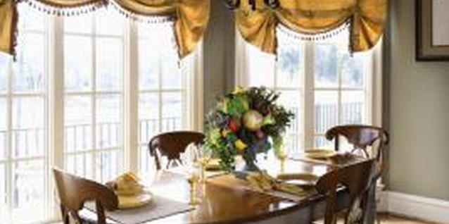 French Country Window Treatments