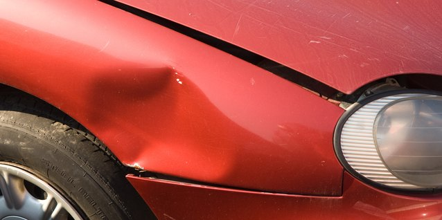 Does Denting Someone's Car Increase Your Insurance Rates?