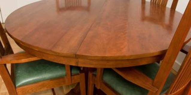 How to Paint a Varnished Table