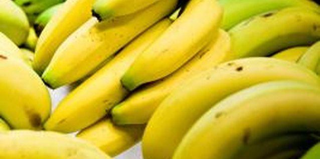 Activities for Preschoolers Using Bananas