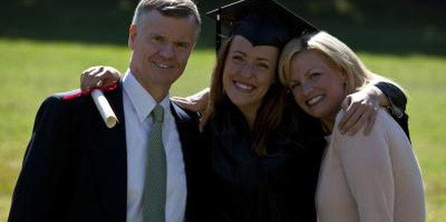High School Graduation Etiquette for Divorced Parents