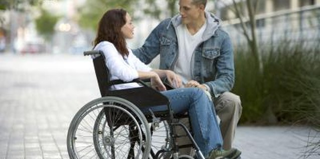A severe disability brings changes to your relationship.