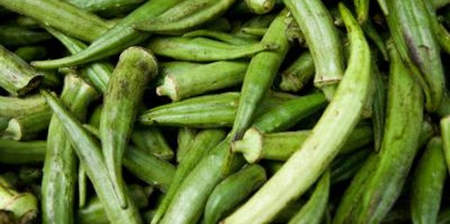 You've only got a couple of days to cook fresh-picked okra.
