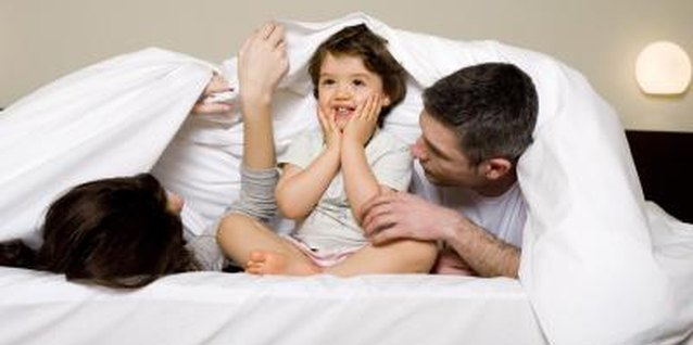 How to Stop Co-Sleeping With a Toddler
