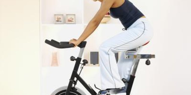 Cycling is a great form of low-impact exercise.