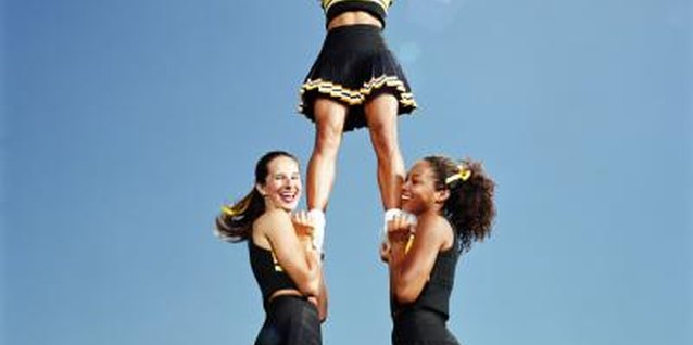 Cheerleading is as beneficial to your emotional health as it is to your physical fitness, suggests Pacific West Gymnastics.