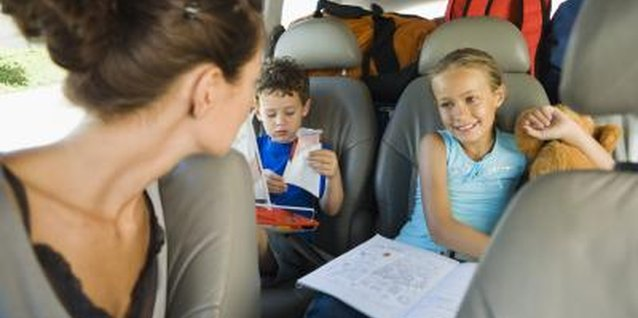 Children must ride in boosters up to a certain height, weight or age in many states.