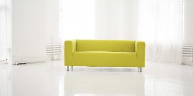 High Quality Turn An Outdated Couch Into A Modern, Trendy Affair With Just A Few Cans Of
