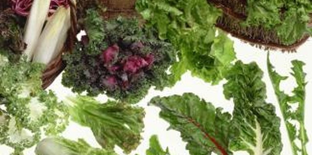 Collards are part of the nutritious family of leafy greens.