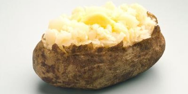 Supper for a Crowd With a Baked Potato Bar