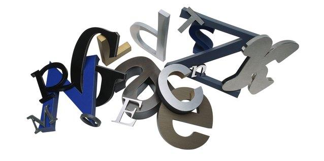 Las mejores fuentes tipográficas para escribir cartas de negocios