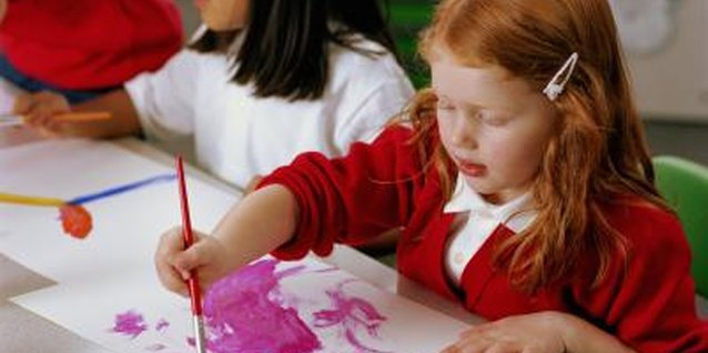 Even children's paint products labeled as non-toxic can be harmful.