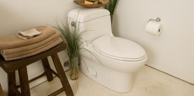 How to Troubleshoot a Low Flow Toilet Bowl That Bubbles When Flushing