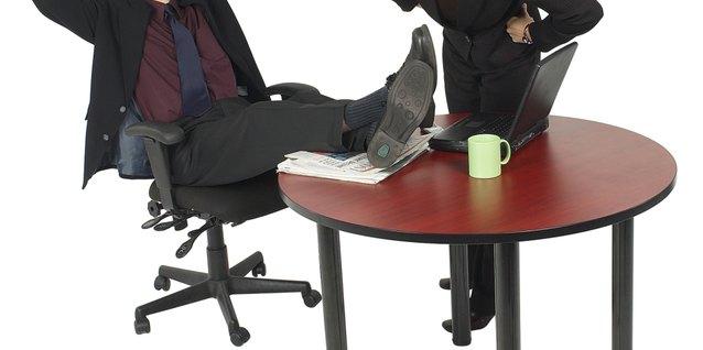 Ejemplos de reforzamiento negativo en el lugar de trabajo