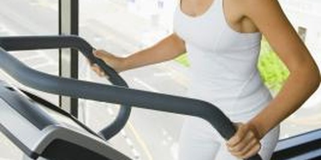 Types of Ellipticals That Tone & Burn Calories