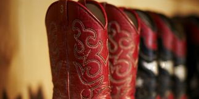 How to Moisturize Old Leather Boots