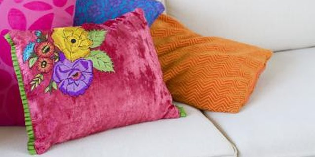 Easy-to-Make Cushions