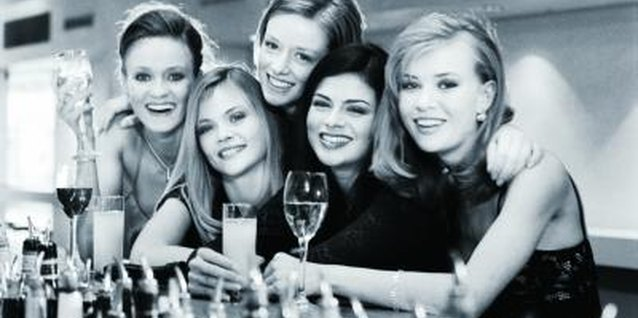 Ideas for Bridesmaids' Attire for a Bachelorette Party