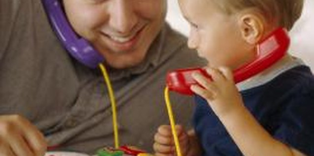 Speech Patterns in Toddlers