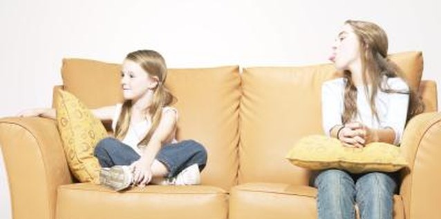 Activities That Discourage Disruptive Behavior in Children