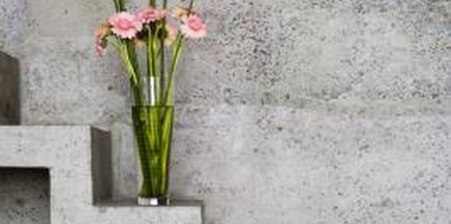 Keep your concrete walls looking good with simple repairs.