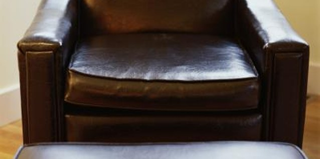 How to Cover Scratches on Chocolate Brown Leather Furniture
