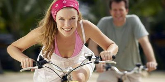 Go for a bike ride with your family to burn extra calories.