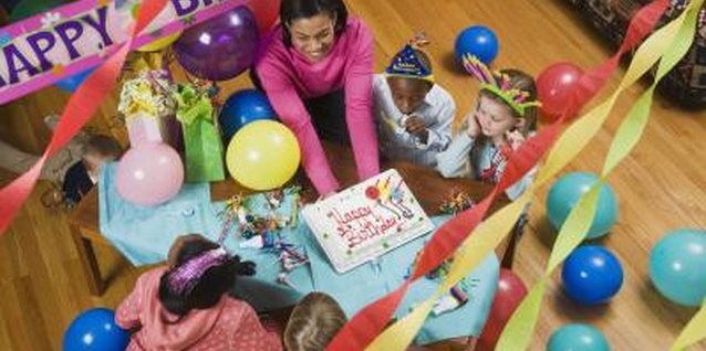 How to Decorate for a Child's Monkey Birthday Party