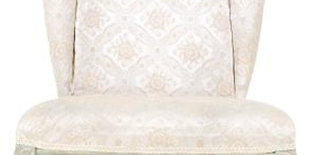 Painting Upholstered Furniture Fabric