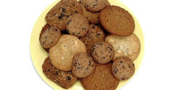 Yogurt can be used in place of sour cream when making homemade cookies.