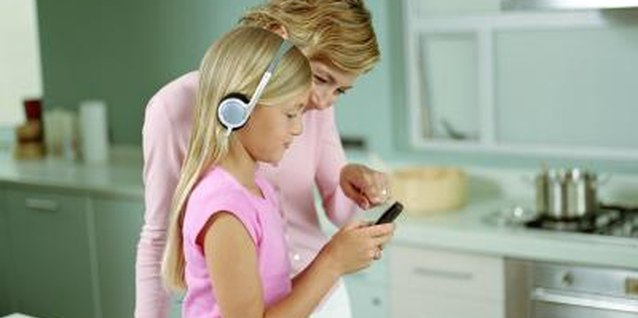 How to Track a Kid's Activities on an iPod Touch