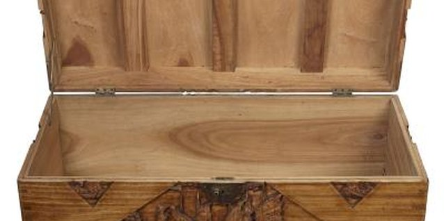 Use aromatic cedar to recharge cedar chests.