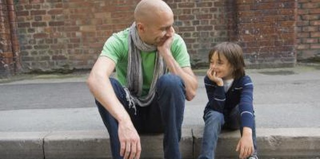 Respecting your child will help him realize his worth.