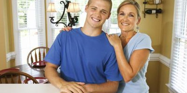 Developing rules for your teen gives him the chance to blossom into a responsible young adult.