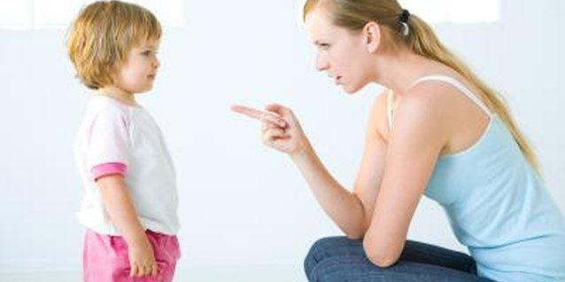 Who Should Discipline With Divorced Parents?
