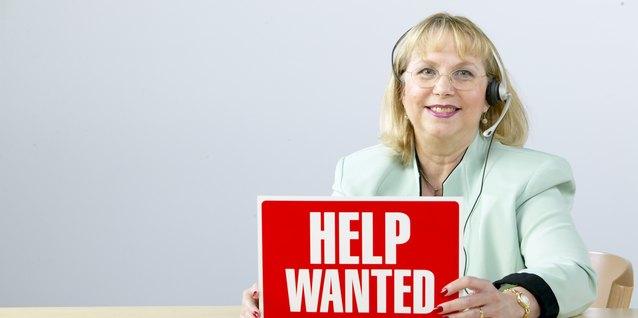 Proceso de reclutamiento de personal en una empresa