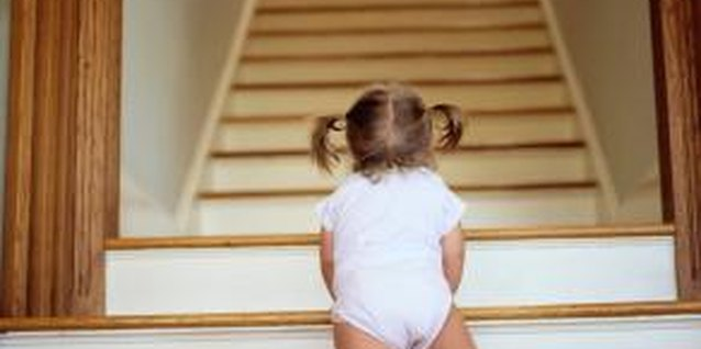 Ideas for Childproofing Banisters