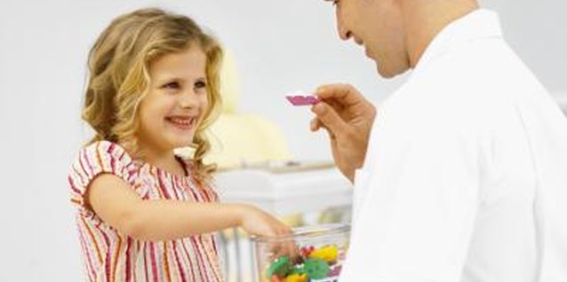 Rewarding your child for good behavior can have a lasting effect.