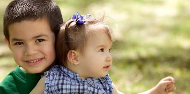 Your toddler loves his sister, but that doesn't mean he's always nice to her.