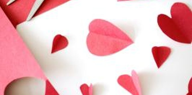 Easy Valentine Cut & Paste Crafts for Kids