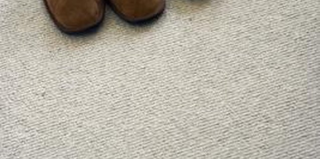 Take extra care and use special tools to seam two pieces of Berber carpeting together.