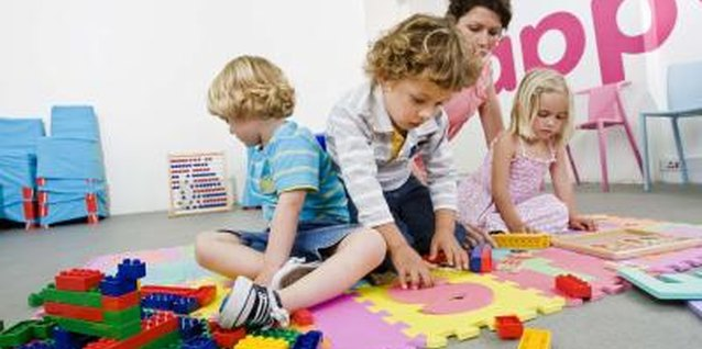 Activities for Children On Spatial Relationships