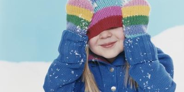 How to Dress Kids in Cold Weather