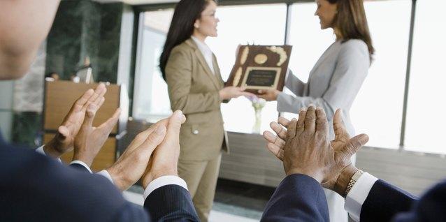 Types of Employee Awards