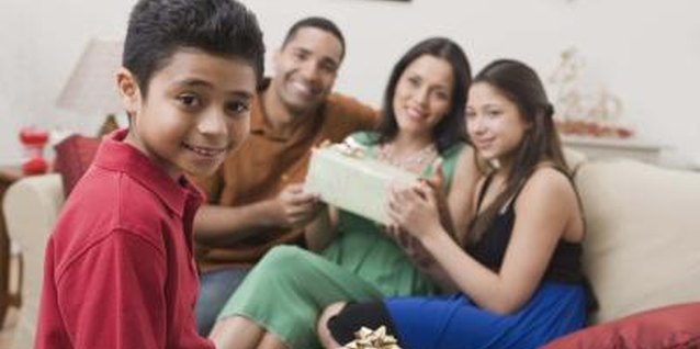 Family involvement varies significantly between cultural barriers.